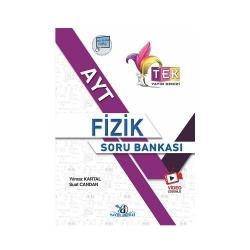 Yayın Denizi Yayınları - Yayın Denizi Yayınları AYT TEK Serisi Video Çözümlü Fizik Soru Bankası
