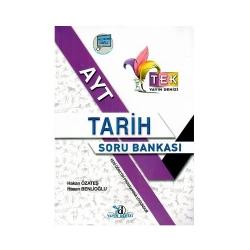 Yayın Denizi Yayınları - Yayın Denizi Yayınları AYT TEK Serisi Video Çözümlü Tarih Soru Bankası