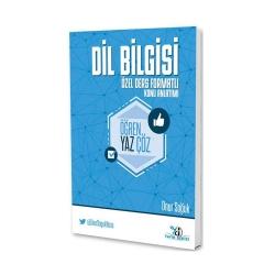 Yayın Denizi Yayınları - Yayın Denizi Yayınları Dil Bilgisi Özel Ders Formatlı Konu Anlatımı