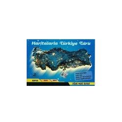 Yayın Denizi Yayınları - Yayın Denizi Yayınları Haritalarla Türkiye Turu