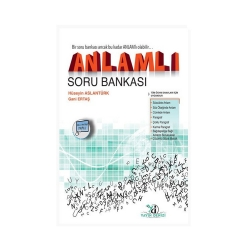 Yayın Denizi Yayınları - Yayın Denizi Yayınları Tüm Sınavlar İçin Anlamlı Soru Bankası