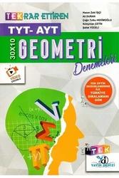 Yayın Denizi Yayınları - Yayın Denizi Yayınları TYT AYT Geometri Tekrar Ettiren 30×10 Denemeleri