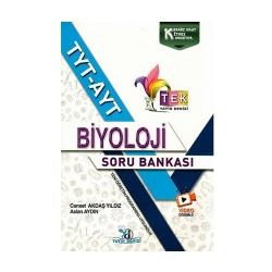 Yayın Denizi Yayınları - Yayın Denizi Yayınları TYT AYT TEK Serisi Video Çözümlü Biyoloji Soru Bankası