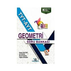 Yayın Denizi Yayınları - Yayın Denizi Yayınları TYT AYT TEK Serisi Video Çözümlü Geometri Soru Bankası