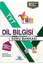 Yayın Denizi Yayınları - Yayın Denizi Yayınları TYT Dil Bilgisi TEK Serisi Soru Bankası