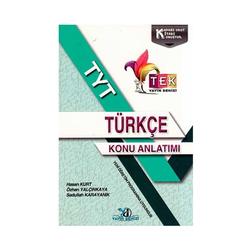 Yayın Denizi Yayınları - Yayın Denizi Yayınları TYT TEK Serisi Türkçe Konu Anlatımlı