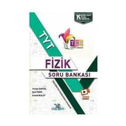 Yayın Denizi Yayınları - Yayın Denizi Yayınları TYT TEK Serisi Video Çözümlü Fizik Soru Bankası