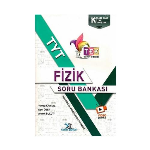 Yayın Denizi Yayınları TYT TEK Serisi Video Çözümlü Fizik Soru Bankası