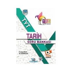 Yayın Denizi Yayınları - Yayın Denizi Yayınları TYT TEK Serisi Video Çözümlü Tarih Soru Bankası