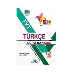 Yayın Denizi Yayınları - Yayın Denizi Yayınları TYT TEK Serisi Video Çözümlü Türkçe Soru Bankası