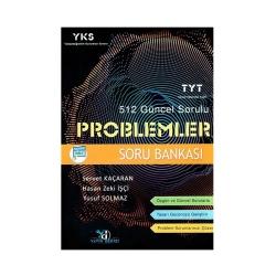 Yayın Denizi Yayınları - Yayın Denizi Yayınları YKS 1.Oturum TYT 512 Güncel Sorulu Problemler Soru Bankası