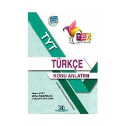 Yayın Denizi Yayınları - Yayın Denizi Yayınları YKS Türkçe Edebiyat Öğreten Soru Bankası
