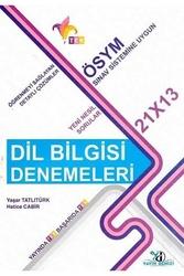 Yayın Denizi Yayınları - Yayın Denizi YKS 1. Oturum TYT TEK Dil Bilgisi 21x13 Deneme