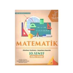 Yazıt Yayınları - Yazıt Yayınları 10. Sınıf Matematik Soru Kitabı