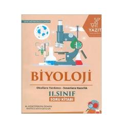 Yazıt Yayınları - Yazıt Yayınları 11. Sınıf Biyoloji Soru Kitabı