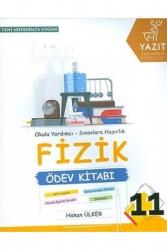 Yazıt Yayınları - Yazıt Yayınları 11. Sınıf Fizik Ödev Kitabı