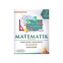 Yazıt Yayınları - Yazıt Yayınları 11. Sınıf İleri Düzey Matematik Konu Kitabı
