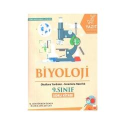 Yazıt Yayınları - Yazıt Yayınları 9. Sınıf Biyoloji Soru Kitabı