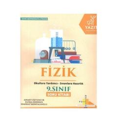 Yazıt Yayınları - Yazıt Yayınları 9. Sınıf Fizik Soru Kitabı