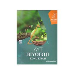 Yazıt Yayınları - Yazıt Yayınları AYT Biyoloji Konu Kitabı