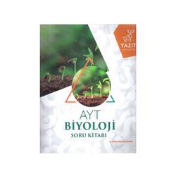 Yazıt Yayınları - Yazıt Yayınları AYT Biyoloji Soru Kitabı
