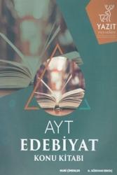 Yazıt Yayınları - Yazıt Yayınları AYT Edebiyat Konu Kitabı