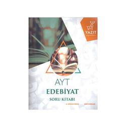 Yazıt Yayınları - Yazıt Yayınları AYT Edebiyat Soru Kitabı
