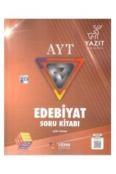 Yazıt Yayınları - Yazıt Yayınları AYT Edebiyat Venn Serisi Soru Kitabı
