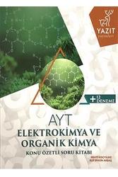 Yazıt Yayınları - Yazıt Yayınları AYT Elektrokimya ve Organik Kimya Konu Özetli Soru Kitabı