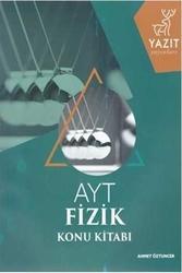 Yazıt Yayınları - Yazıt Yayınları AYT Fizik Konu Kitabı