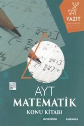 Yazıt Yayınları - Yazıt Yayınları AYT Matamatik Konu Kitabı