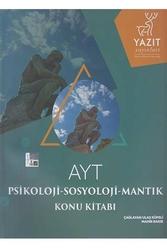 Yazıt Yayınları - Yazıt Yayınları AYT Psikoloji Sosyoloji Mantık Konu Kitabı