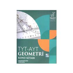 Yazıt Yayınları - Yazıt Yayınları TYT AYT Geometri Konu Kitabı