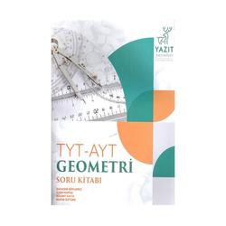 Yazıt Yayınları - Yazıt Yayınları TYT AYT Geometri Soru Kitabı