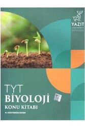 Yazıt Yayınları - Yazıt Yayınları TYT Biyoloji Konu Kitabı
