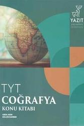 Yazıt Yayınları - Yazıt Yayınları TYT Coğrafya Konu Kitabı