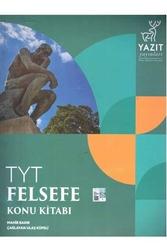 Yazıt Yayınları - Yazıt Yayınları TYT Felsefe Konu Kitabı