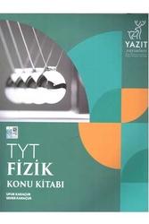 Yazıt Yayınları - Yazıt Yayınları TYT Fizik Konu Kitabı