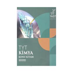 Yazıt Yayınları - Yazıt Yayınları TYT Kimya Konu Kitabı