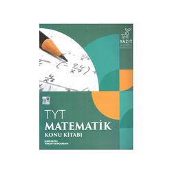 Yazıt Yayınları - Yazıt Yayınları TYT Matematik Konu Kitabı