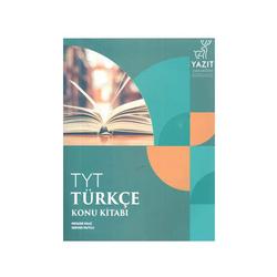 Yazıt Yayınları - Yazıt Yayınları TYT Türkçe Konu Kitabı