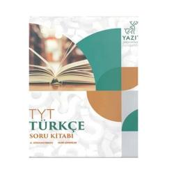 Yazıt Yayınları - Yazıt Yayınları TYT Türkçe Soru Kitabı