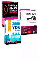 Akın Dil & Yargı Yayınları - Akın Dil & Yargı Yayınları YDS Hazırlık Seti 7