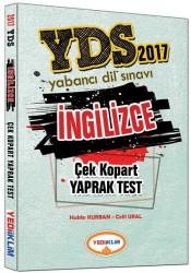 Yediiklim Yayınları - YDS İngilizce Çek Kopart Yaprak Test Yediiklim Yayınları