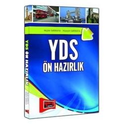 Yargı Yayınları - YDS Ön Hazırlık Yargı Yayınları