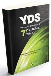 Yeniyüz Yayıncılık - YDS Tamamı Çözümlü 7 Deneme Sınavı Yeniyüz Yayınları