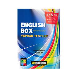 YDS Publishing - Ydspublishing Yayınları English Box Yaprak Testler