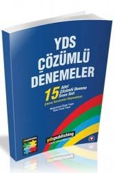 YDS Publishing - Ydspublishing Yayınları YDS Çözümlü 15'li Denemeler Açıklamalarıyla