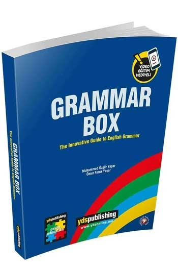 YDS Publishing - Ydspublishing Yayınları YDS Grammar (Grammar Box)