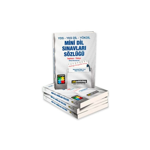 Ydspublishing Yayınları YDS-YKS DİL-YÖKDİL Mini Dil Sınavları Sözlüğü